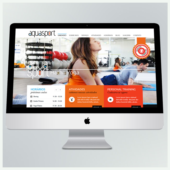 AquaSport – Site