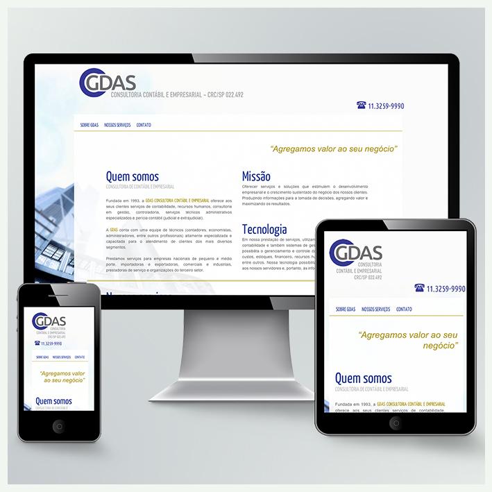 GDAS – Site
