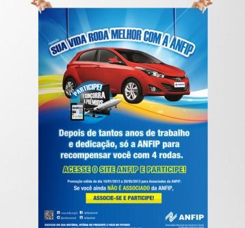 ANFIP – Campanha Promocional