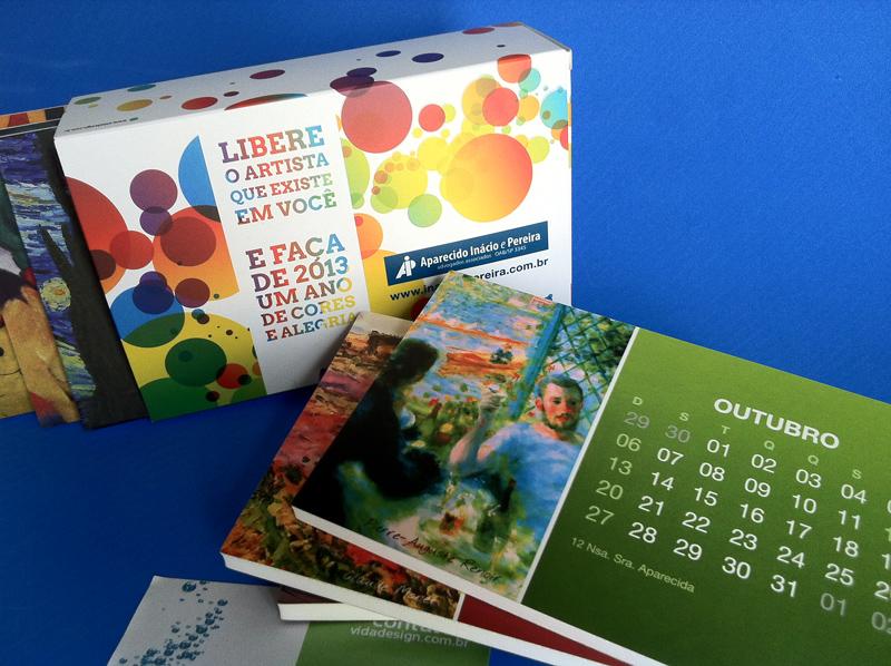 Aip – Calendário 2013