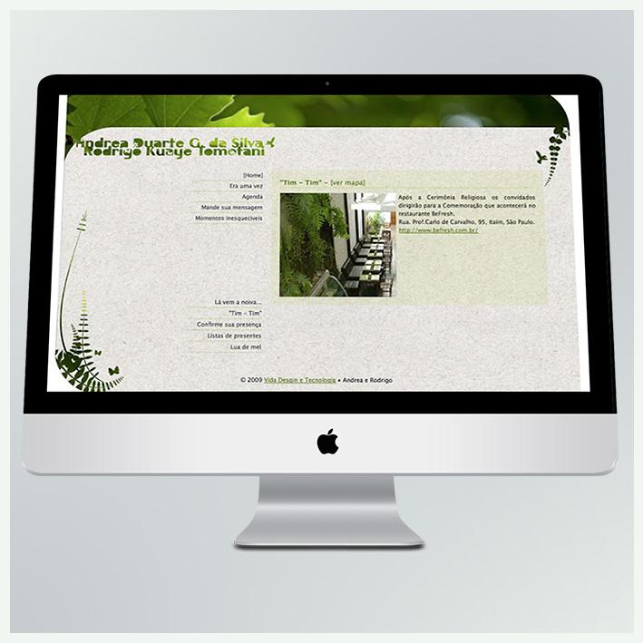 Andrea e Rodrigo – Blog